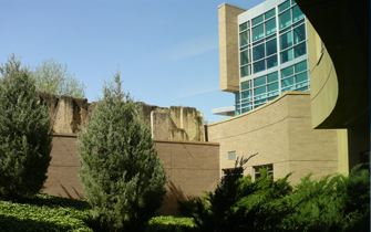 Regions Hospital - Birth Center - Outside view