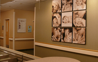 Regions Hospital - Birth Center - Photography