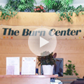 Regions Hospital - Burn Center - Entrance