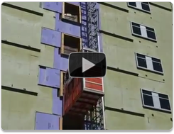 Regions Hospital - Mental Health - New Mental Health Facility - Construction update (May 2012)