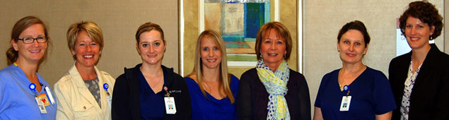 Regions Hospital - Nursing preceptors group image