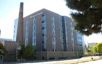 Regions Hospital - New mental health building