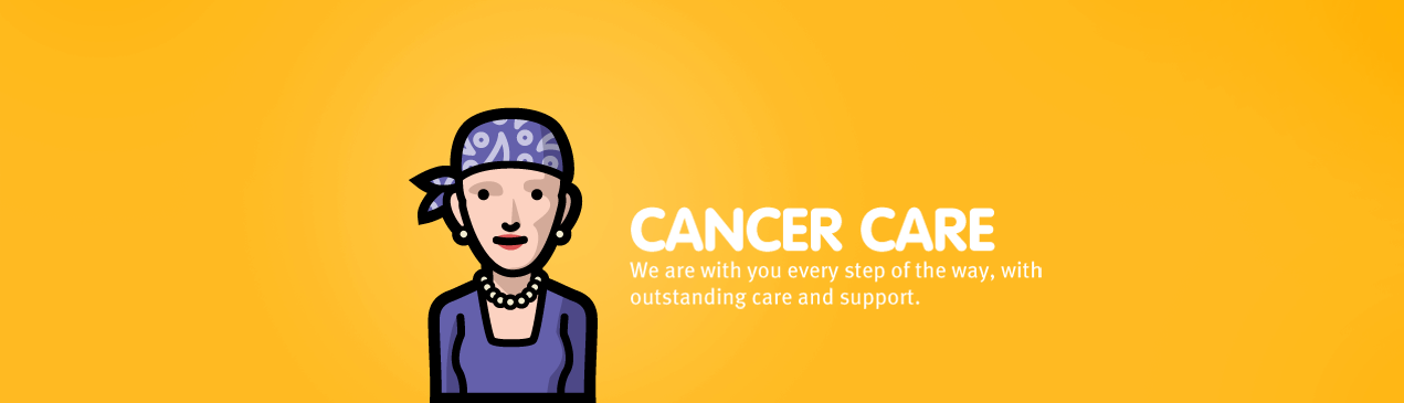 Regions Hospital - Cancer Care - We are with you every step of the way, with outstanding care and support.