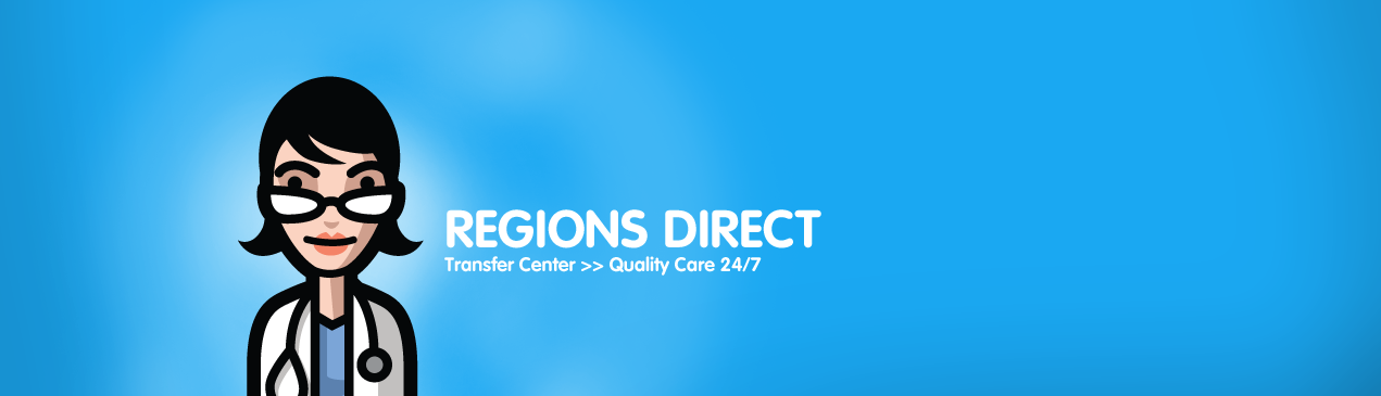 Regions Hospital - Regions Hospital Direct - Keep in touch with our 24-hour, doctor-to-doctor hotline.