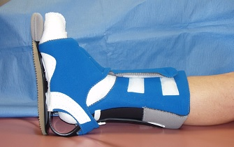 Regions Hospital - Burn Center - Ankle foot orthoses