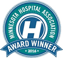 Minnesota Hospital Association award winner