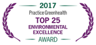 Top 25 Environmental Excellence award