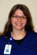 Regions Hospital - For Nurses - Lauren Harmeyer nurse at regions