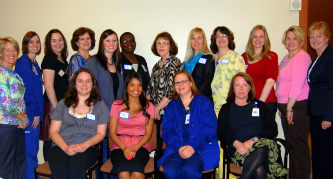 Regions Hospital - 2014 Nursing Scholarship Recipients