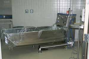 Regions Hospital - Burn Center - Hydro tub