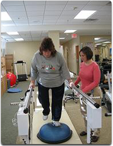 Regions Hospital - Rehabilitation Institute - The art of caring - Physical therapy