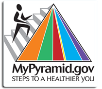 Regions Hospital - Rehabilitation Institute - MyPyramid