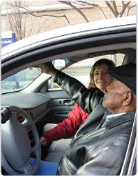 Regions Hospital - Rehabilitation Institute - Driving Kathy
