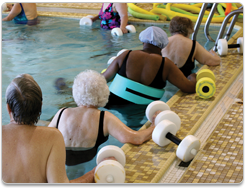 Regions Hospital - Rehabilitation Institute - Pool get fit