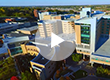 video still Take me to Regions, Regions Hospital building