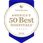'America's 50 Best Hospitals' and 'Distinguished Hospital - Clinical Excellence' awards 2017