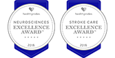 Cranial neurosurgery and treatment of stroke awards