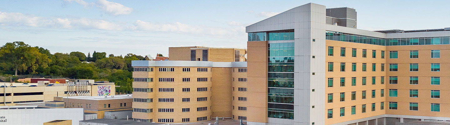 regions hospital medical records About our history